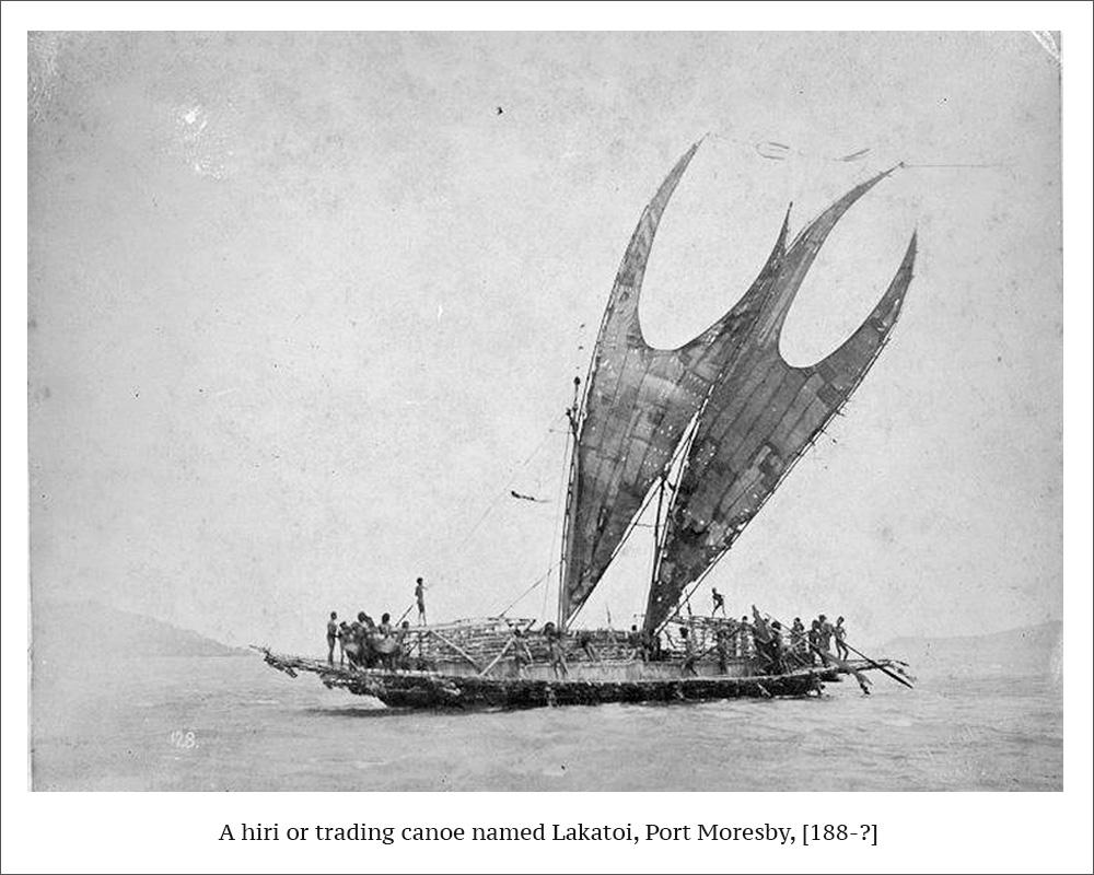 Lakatoi Boat