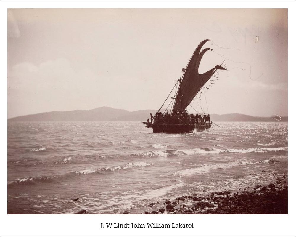 J. W Lindt John William Lakatoi
