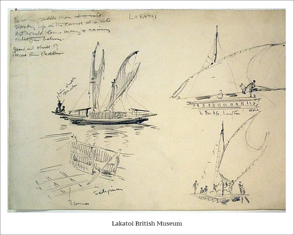 Lakatoi British Museum