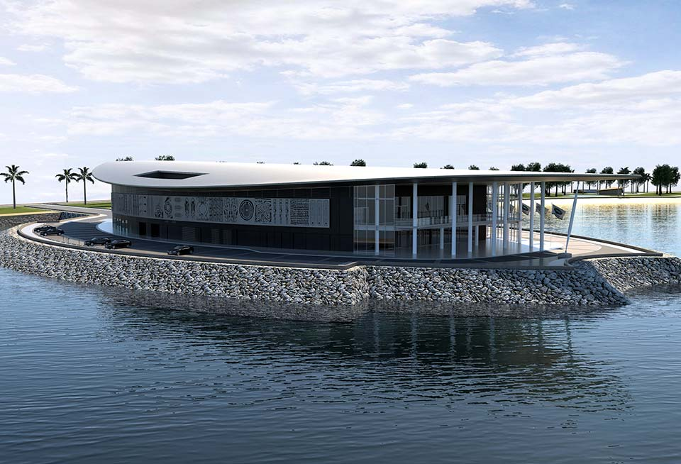 APEC Haus Concept Design – Jim Fitzpatrick Architects